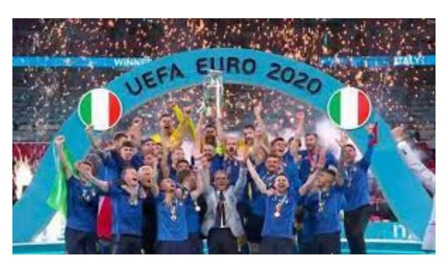 Euro 2020: Italy won the Euro Cup title for the second time