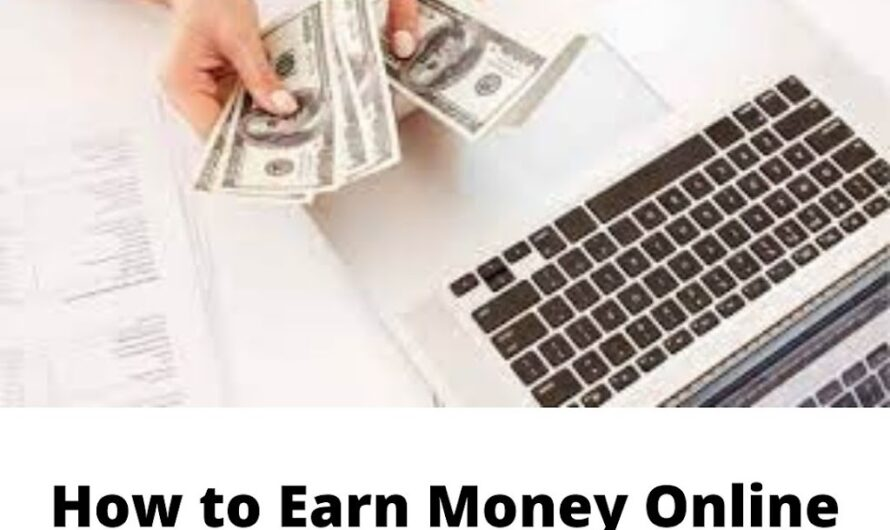 How to Earn Money Online at Home in lockdown