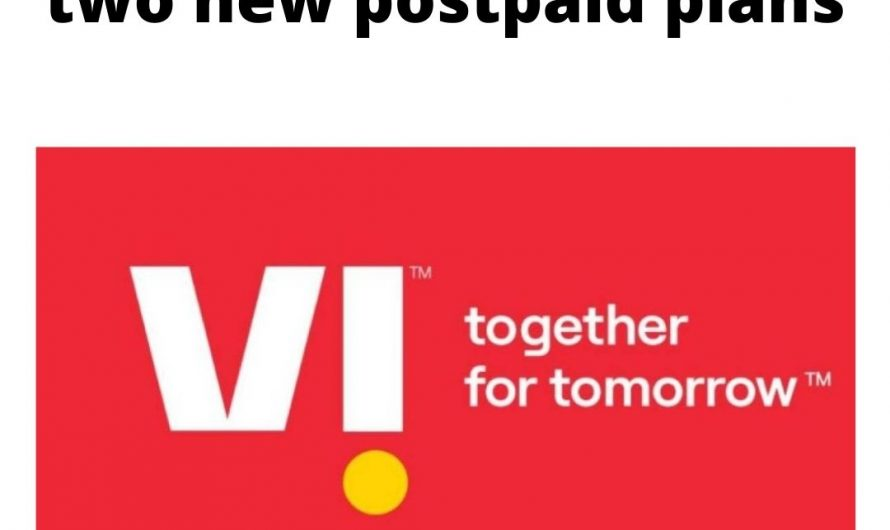 Vodafone-Idea launched two new postpaid plans | Know the facilities available in this plan